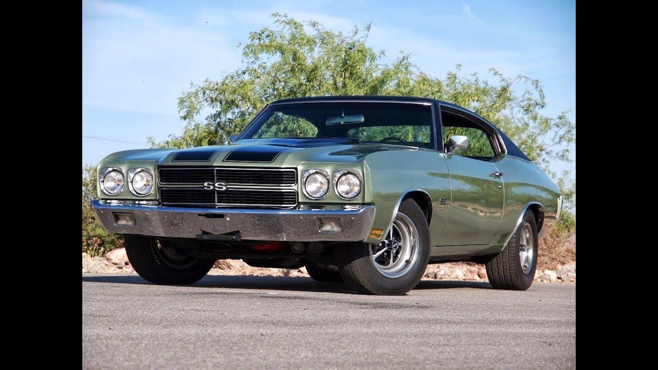 All Chevy 1970 chevrolet chevelle ss 454 : 1970 Chevrolet Chevelle SS 454 LS5 -Test Drive - Viva Las Vegas ...