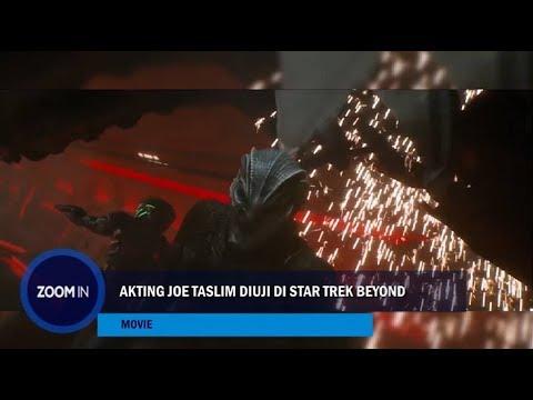 """Akting Joe Taslim Diuji di """"Star Trek: Beyond"""""""