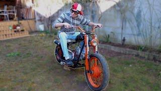 Comment fabriquer une moto (Part.5)