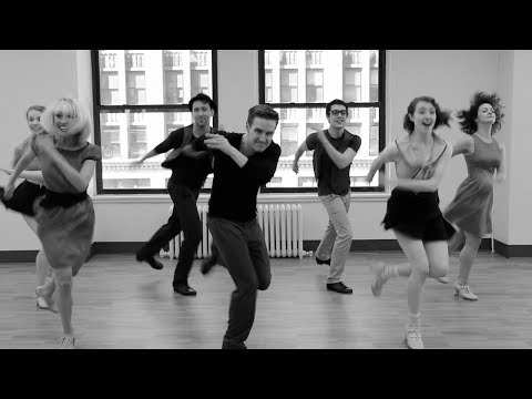 """Cups"" Tap Dance - Anna Kendrick  (Pitch Perfect)"