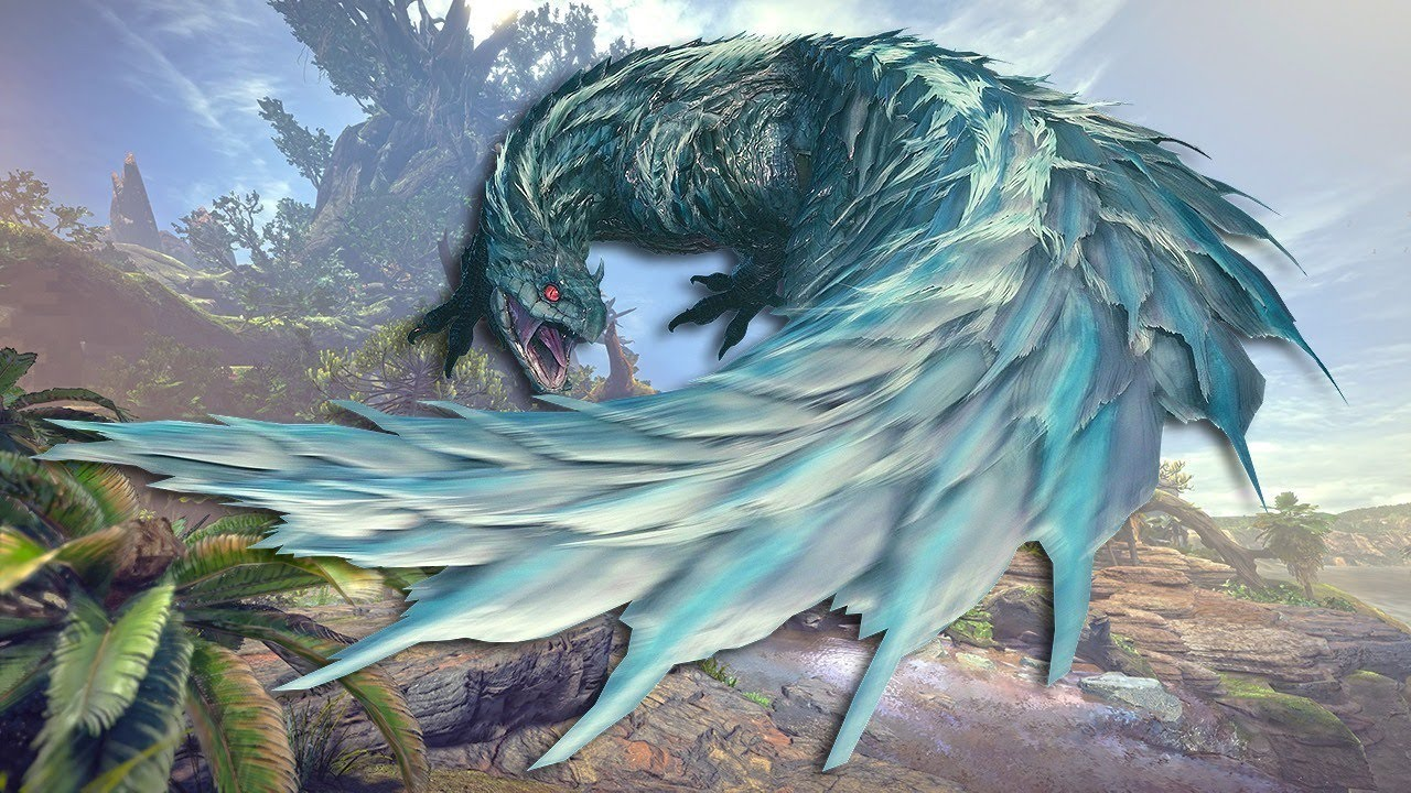 Monster Hunter World Gameplay 4k 5 Minutes Of Tobi Kadachi