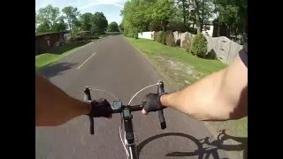 East Peoria Hill Ride 5-24-14
