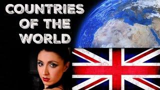 Download lagu COUNTRIES of the WORLD British English Pronunciation British Accent MP3
