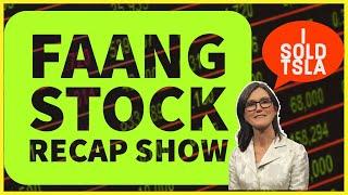 Cathie Wood Sells Tesla Stock … AGAIN | ARKK Rant