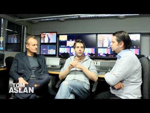 Die Anstalt - Max Uthoff und Claus von Wagner - 28. Mai 2014 (Interview)