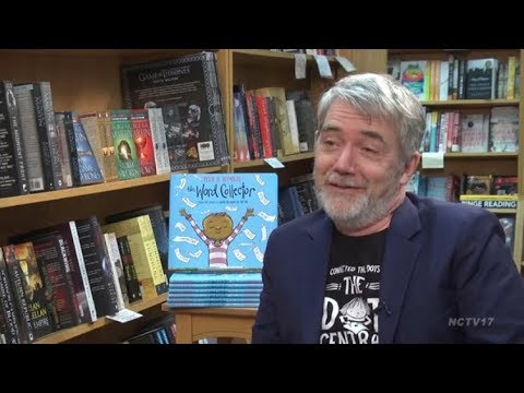Peter Reynolds: The Word Collector