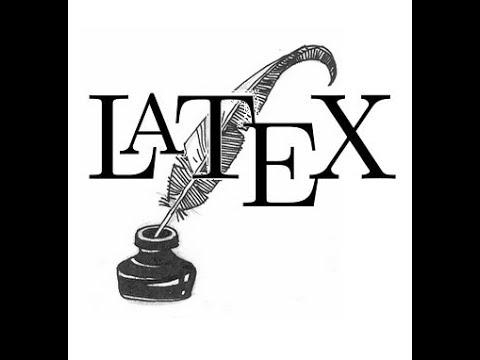 LaTeX Workshop || IIT Bombay || Part 1/2