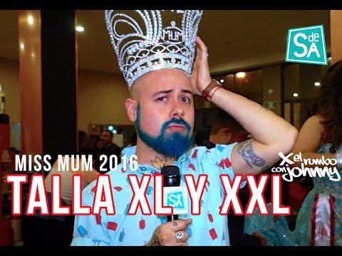 Reinas de belleza talla XL y XXL – Johnny Carmona