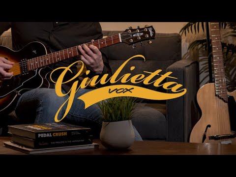 The Giulietta VGA-3D and VGA-3PS