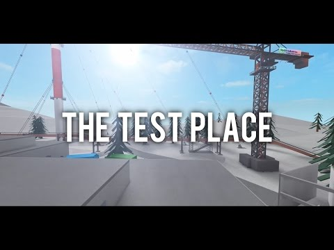 PHANTOM FORCES: THE TEST PLACE (The NEW UI, Cases, Skins & Weapons)
