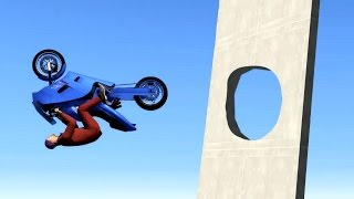 THE CRAZIEST BIKE TRICK EVER!? (GTA 5 Funny Moments)