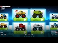 "Monster Truck Police Racing ""Winter Truck Games"" Videos Games for Kids - Girls - Baby Android"