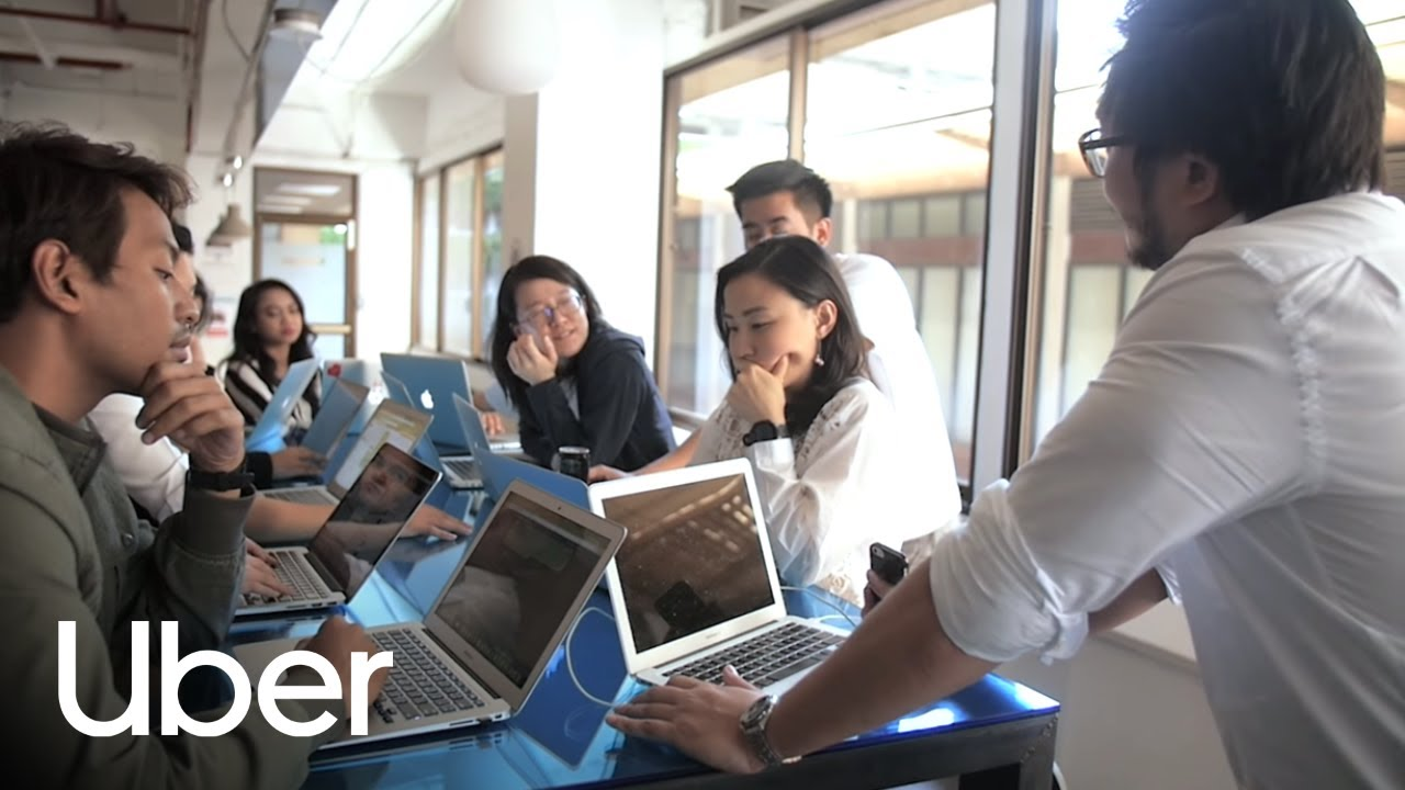 Working at Uber in Southeast Asia - Career Advancement - YouTube