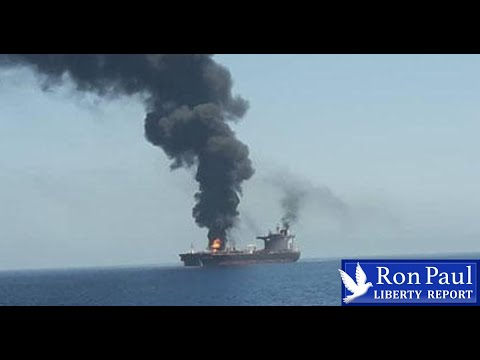 Persian Gulf Tanker Attack: Iran Guilty? False Flag? Cui Bono? thumbnail