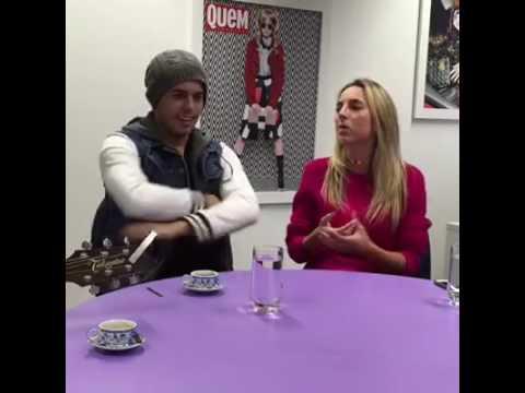 Quem Acontece - Entrevista Zé Felipe