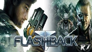 Flashback 2013 Remake PC Longplay - Gameplay [1080p 60FPS]