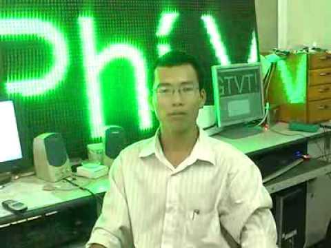 Đào tạo thiết kế bảng điện tử - Quang báo, LED ma trận, LED vẫy