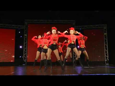 Circus Junior Jazz Small Group