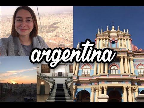 ARGENTINE: SALTA et CORDOBA | ladoucemelodie