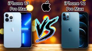iPhone 13 Pro Max vs iPhone 12 Pro Max Specs Review