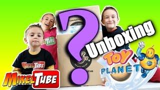Unboxing Sorpresa de Juguetes Toy Planet