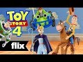 Toy Story 4 - All The New Toys Revealed (2019)