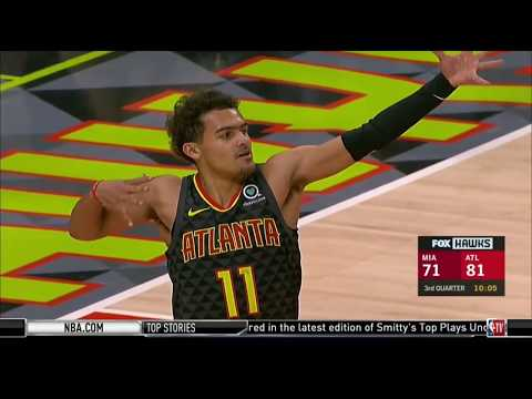Game Time: Oladipo Shines As Pacers Beat Celtics; Trae Young Dominant As Hawks Beat Heat