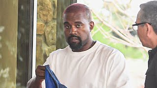 Kanye West CHECKS Into Hospital!! Kim Kardashian Forced him to apologise to her publicly...?