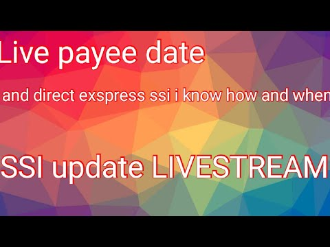 Ssi Update Payee And Non Filers