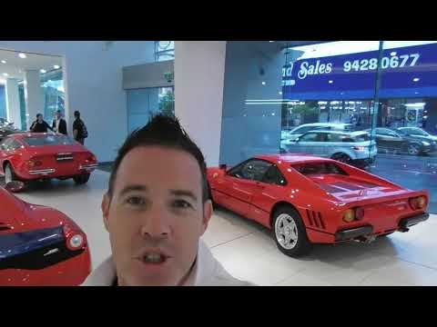 SUPERCAR SHOPPING IN MELBOURNE WITH SHMEE150