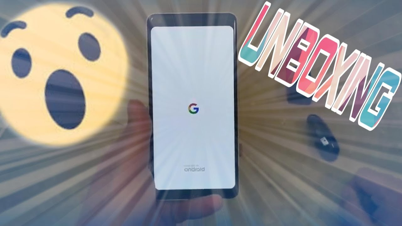 Google Pixel 2 Xl Certified Refurbished Unboxing