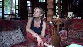 Юлия Высоцкая - Ходьба с палками