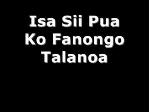 Isa Sii Pua Ko Fanongo Talanoa.wmv