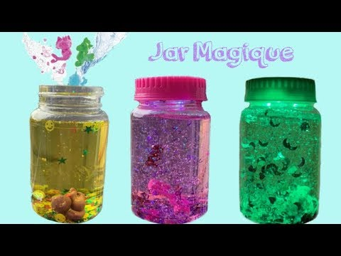 JE TESTE LES MAGIC JAR SO GLOW KIT⎮Reva ytb