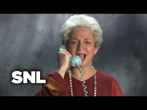 Maya Angelou's 'I Know Why the Caged Bird Laughs!' Prank   SNL