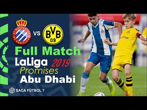 Espanyol vs Borussia Dortmund LaLiga Promises Abu Dhabi 2019