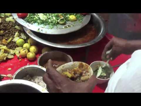 Tawa Aaloo Aaloo Chat Aaloo Ragda || Mumbai Mahim Street Food