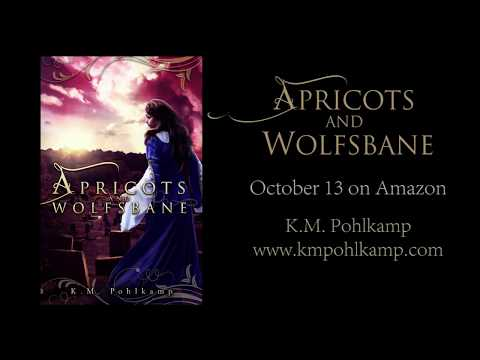 Book  for Apricots and Wolfsbane Adult, HistoricalTudor Thriller