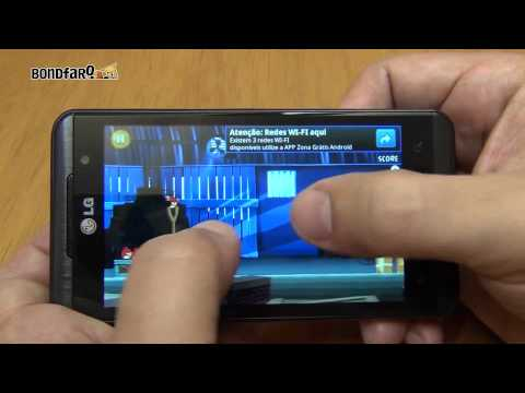 Smartphone LG Optimus 3D [Review]