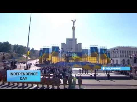 Ukrainian Independence Day 2017! | National Anthem of Ukraine! from YouTube · Duration:  1 minutes 23 seconds