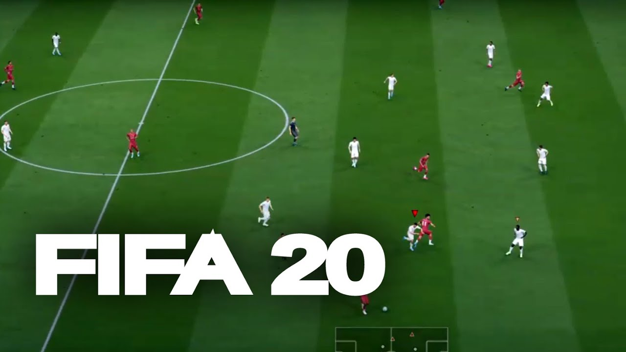 Image result for fifa 20 kick off mode