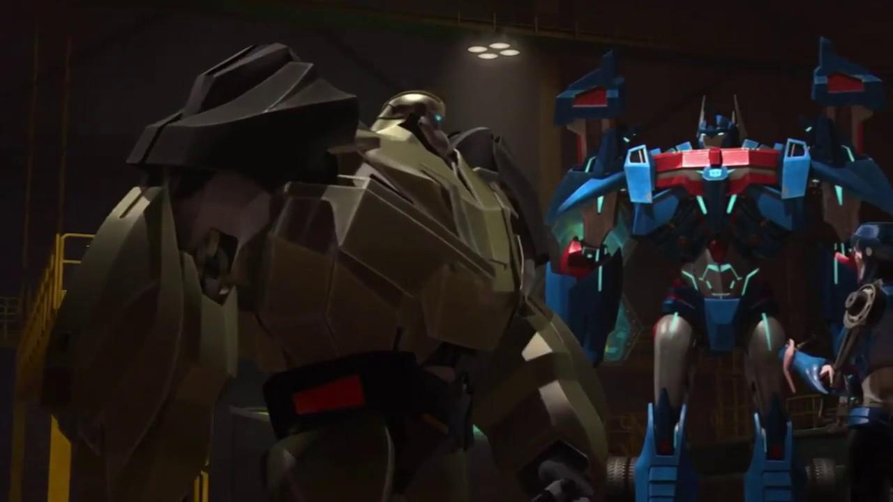 Transformers Prime Season 03 Episode 11 Persuassion Part 2 In Hindi. Transformers Prime In Hindi