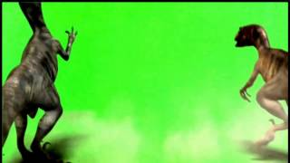 Green Screen Dinosaurier (2) FREE Download