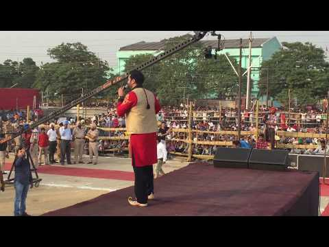 TAPPE (LIVE) LAKHWINDER WADALI Live In Ludhiana 2015 Part-2