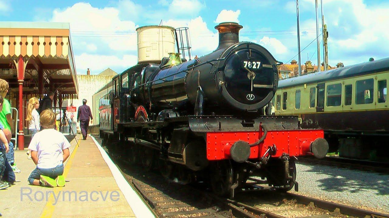Churston Paignton 14 Kingswear Line. Goodrington Railway Station Photo