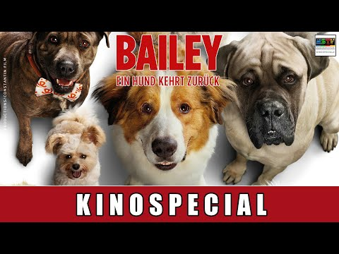 Bailey - Ein Hund kehrt zurück - Kinospecial I Kathryn Prescott I Dennis Quaid I Max Felder