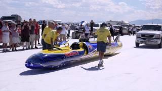 Bonneville Salt Flats Racing Sept 7 2014