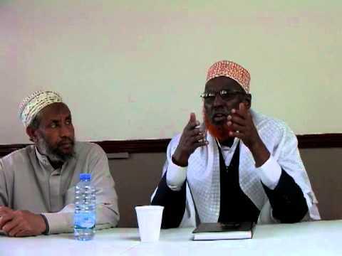Short Somali Muxaadaro On Ramadan