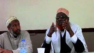 Short Somali Muxaadaro on Ramadan - Sheikh Hussein Jama