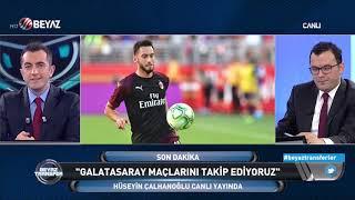 Hakan Çalhanoğlu'nun babasından Beyaz Transfer'e olay yaratacak açıklamalar!